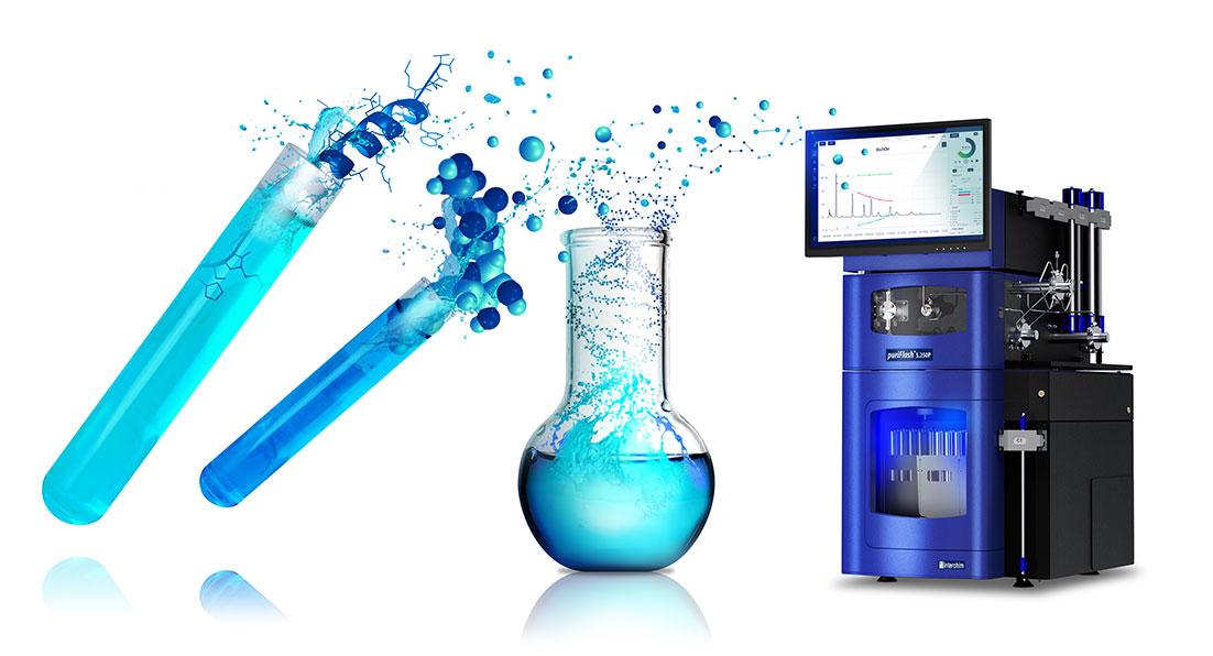 PuriFlash 5.125P Flash purification