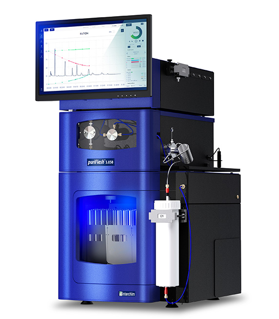 puriFlash 5.050 purification system