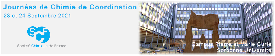 Journées de Chimie de Coordination 2021
